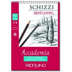 Bloc Accademia 120gr. FABRIANO