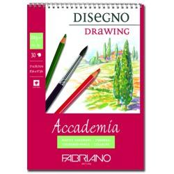 Bloc Accademia 200gr. FABRIANO