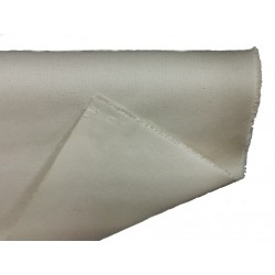 Tela de algodón en crudo