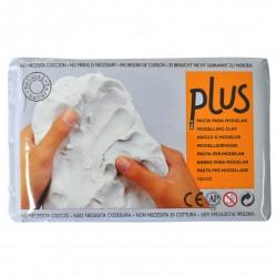 Arcilla Blanca PLUS 1,5 kg...