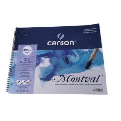 Bloc Montval CANSON