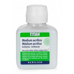 Médium acrílico TITAN