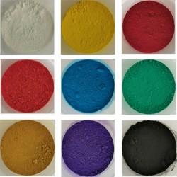 Pigmentos naturales Bellas...